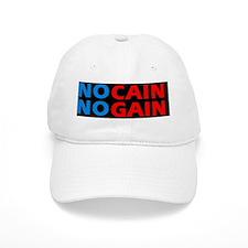 No Cain Bumper Baseball Cap