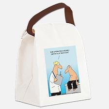 Midlife Sucks! Canvas Lunch Bag