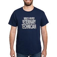 World's greatest veterinary technician