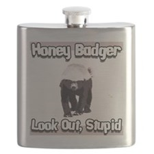 honeybadgerlookoutstupid1 Flask