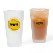 CELWTF Drinking Glass