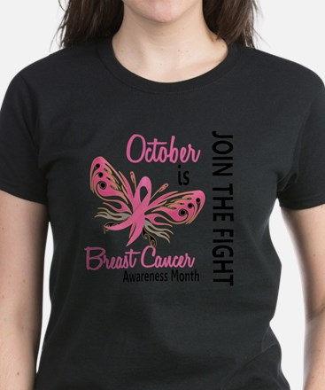 - Breast Cancer Awareness Mon Tee