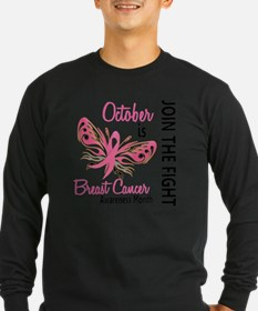 - Breast Cancer Awareness T