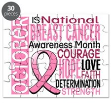- Breast Cancer Awareness Month Puzzle