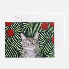 Mouse DreamCat Greeting Card