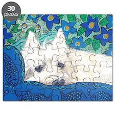 MouseLite Westie Puzzle