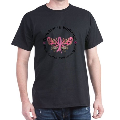 - Breast Cancer Awareness Month Dark T-Shirt