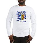 Wilke Coat of Arms Long Sleeve T-Shirt