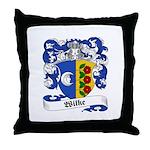 Wilke Coat of Arms Throw Pillow