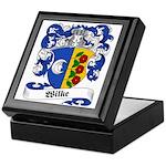 Wilke Coat of Arms Keepsake Box