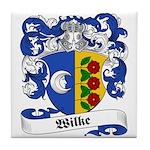 Wilke Coat of Arms Tile Coaster