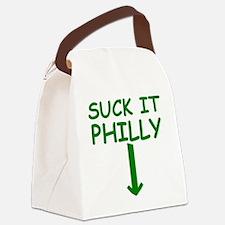 SIP DESIGN Canvas Lunch Bag