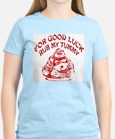 Good Luck Buddha T-Shirt