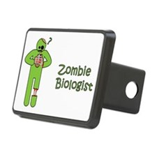 Zombie Biologist Hitch Cover