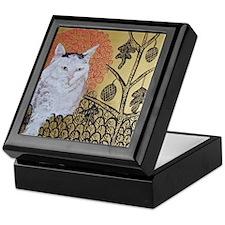 SQ KlimptCat Keepsake Box