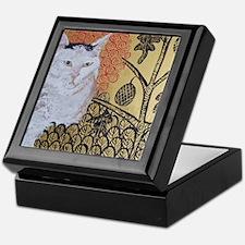 Mouse KlimptCat Keepsake Box