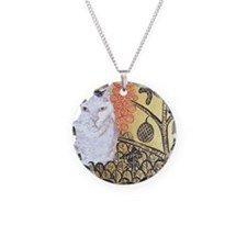 MouseLite KlimptCat Necklace