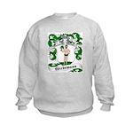 Wiedemann Coat of Arms Kids Sweatshirt