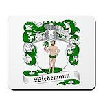 Wiedemann Coat of Arms Mousepad