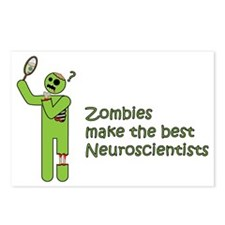 Zombies Make the Best Neu Postcards (Package of 8)