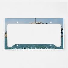 IMG_0156whitetext License Plate Holder