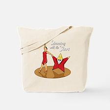 DancingWithTheStars Tote Bag