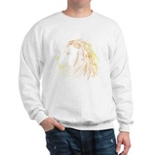 Smoke Lion Color Sweatshirt