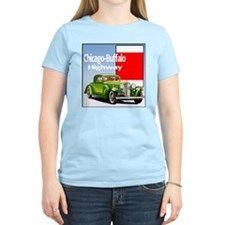 Chicago-BuffaloHighway-10 T-Shirt