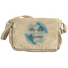We Do Recover Messenger Bag