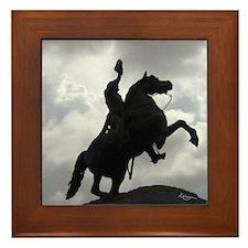Andrew Jackson - Framed Tile