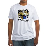 Wernicke Coat of Arms Fitted T-Shirt
