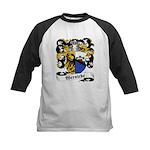 Wernicke Coat of Arms Kids Baseball Jersey