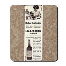 Lea and Perrins Sauce Mousepad