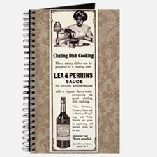 Lea and Perrins Sauce Journal