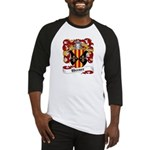 Werner Coat of Arms Baseball Jersey