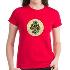 Saint Icon Fleur medallion Tee