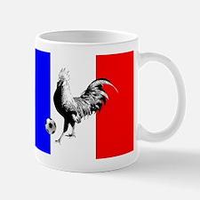 French Football Flag Mug