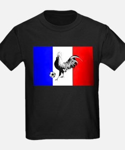 French Football Flag T