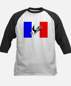 French Football Flag Tee