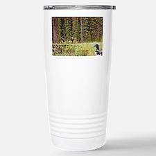 Common Loon (Gavia immer) on ne Travel Mug