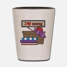 I love sewing 3-001 Shot Glass