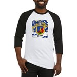 Wendt Coat of Arms Baseball Jersey