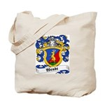 Wendt Coat of Arms Tote Bag