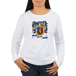 Wendt Coat of Arms Women's Long Sleeve T-Shirt