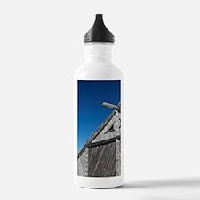 Replica of Norse boat  Water Bottle