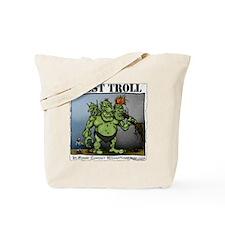 shirt_troll Tote Bag
