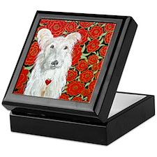 Mouse TerrierLove Keepsake Box