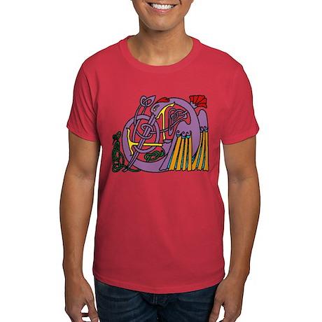 Fian Bird Dark T-Shirt