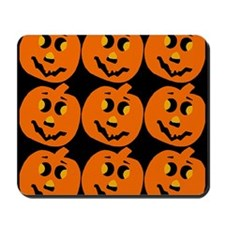 Pumpkin Pattern Mousepad