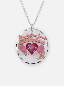 Friends Love 12 Necklace
